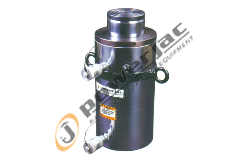 Double Acting, Oil Return Hydraulic Jack