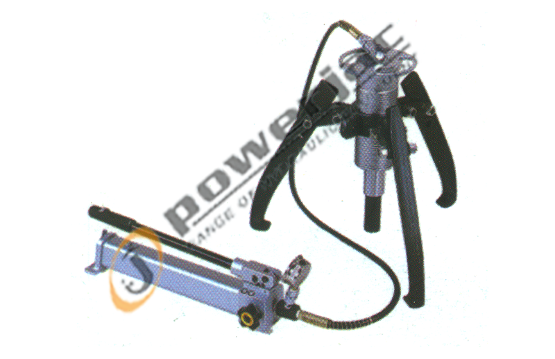 Hydraulic Puller with Separate Pump ( 2/3 ARM )