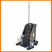 Hydraulic Toe Jack / Machine Lift