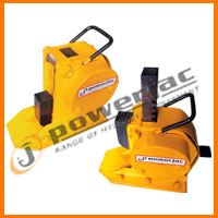 Ultra Low Height Threaded Ram Hydraulic Pancake Jack